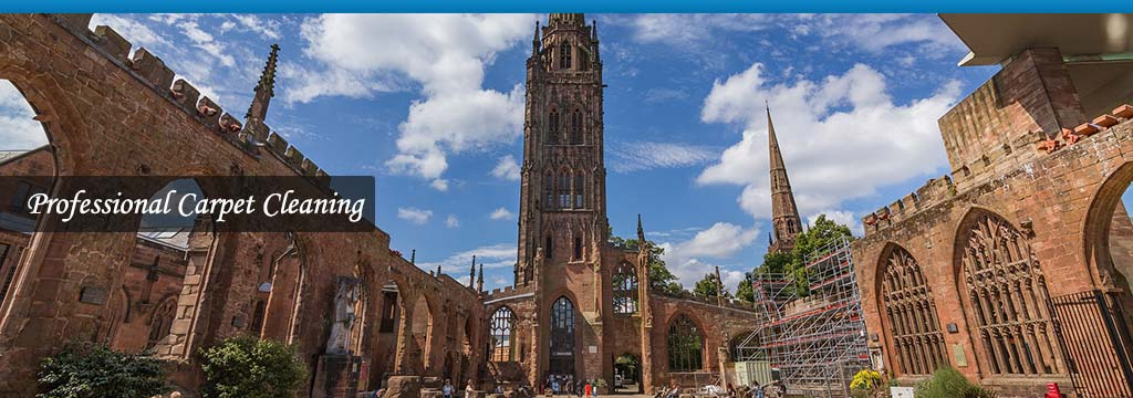 picture of coventry cathedral